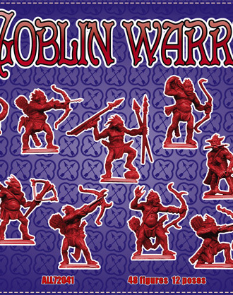 Goblin warriors set 1