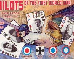 Pilots of WW1