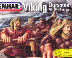 Viking rowers