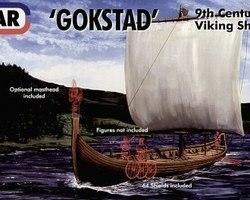 Viking ship GOKSTAD