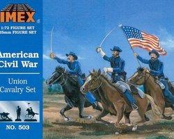 Union cavalry