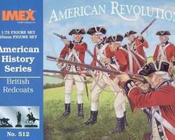 British infantry Redcoats