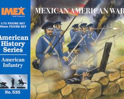 US infantry Am-Mex War