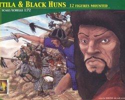 Attila & Black Huns