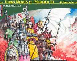 Turkish cavalry of Mehmed II
