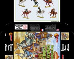 Saracen cavalry + camels