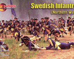 Swedish infantry GNW