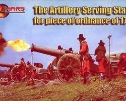 Artillery service staff 30YW