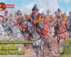 Swedish Mercenary dragoons 30YW