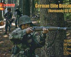 German elite divisions 44-45