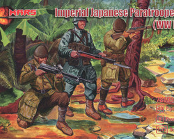 Japanese Imperial Paratroopers