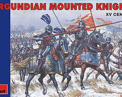 Burgundian mounted Knights