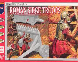 Roman Siege Troops
