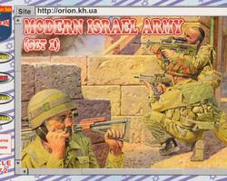 Israel Army Modern set 1