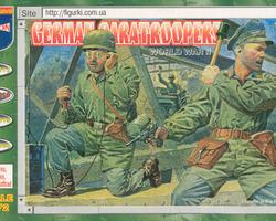 German Paratroopers 1940-41