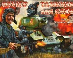 Soviet tankmen and crew summerdress