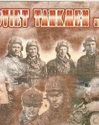 Soviet tankmen 1939-42