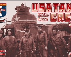 US tankcrew winterdress