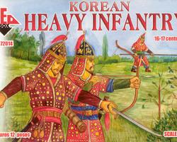 Korean Heavy Infantry