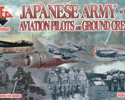 Japanese Army Pilots and groundcrew