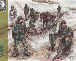 US Mountain Troops