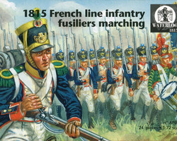 French line infantry fusiliers