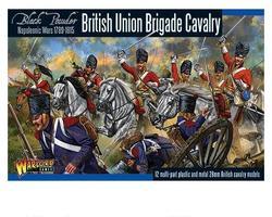 British Union Brigade cavalry