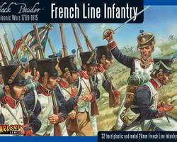 French Light infantry 1806-10