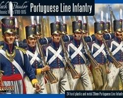 Portugese  Line infantry