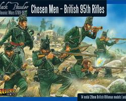British 95th Rifles