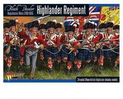 Highlander infantry