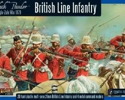 British Line Infantry Zuluwar