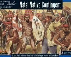 Natal Native Contingent Zulu war