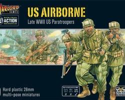 US Airborne troops