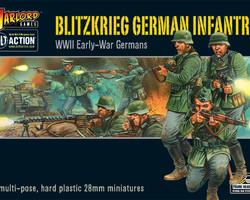 German Infantry Blitzkrieg