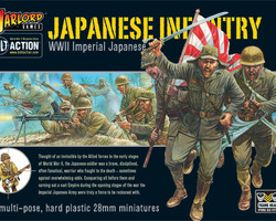 Japanese Imperial infantry