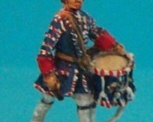 French Fusilier Drummer