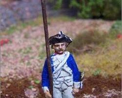 Prussian Musketier NCO