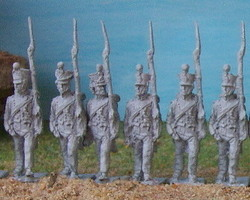 French Fusiliers 1807-1814