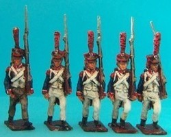 French line Infantry Grenadiers 1809-14