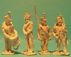 French Line Infantry Command 1813-15
