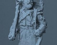 French Line Infantry Sapper 1812-1815