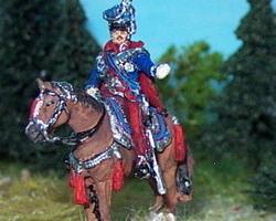 Polish General Poniatowski