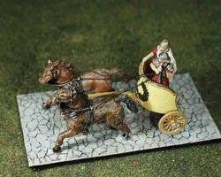 Roman Chariot complete