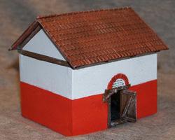 Roman City House