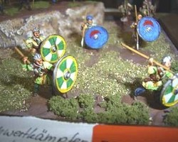 Roman Spearmen set 1