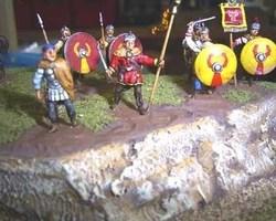 Roman Spearmen set 3