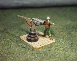 Crenalate gun