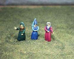 Aristocrate women set 1
