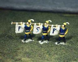 Fanfare blowers